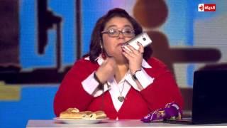 "getlinkyoutube.com-TheComedy - ""داليا سمير"" مصر .... موهبة التمثيل ... "" خدمة العملاء المصرية"