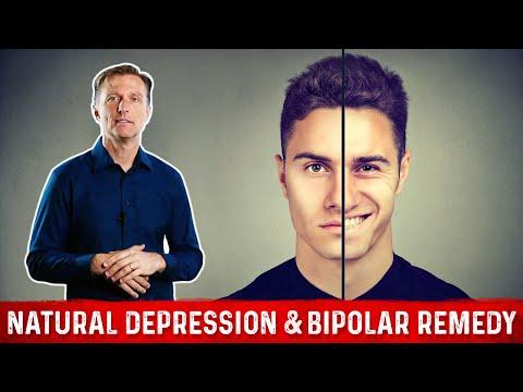 Depression & Bipolar Natural Remedy