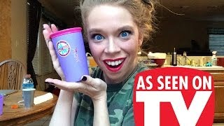 WOW CUP- DOES THIS THING REALLY WORK?