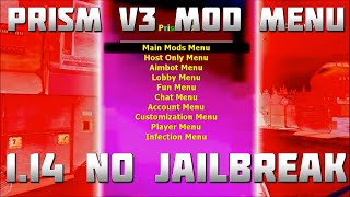 getlinkyoutube.com-[MW2/1.14] Prism V3 By DisturbedModdz [No Jailbreak] [Patch + Backup]