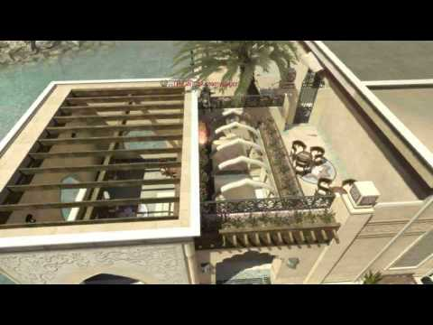 Fassold - mw3 oasis glitch, bunch of losers