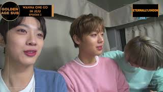 [ENG SUB] 180406 Wanna One Go In Jeju   Ep 2
