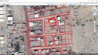 getlinkyoutube.com-إسقاط إحداثيات مخطط من AutoCAD Civil 3D إلى Google Earth بدون برامج