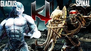 getlinkyoutube.com-Killer Instinct Classic Glacius Gameplay - Online Match 11