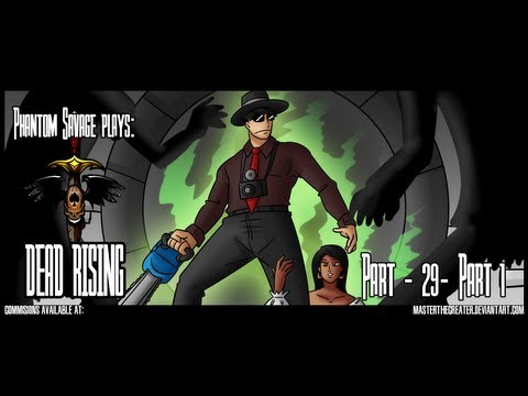 Let's Play Dead Rising Part 29 (Part 1): Hunting for Very Annoying Royalty