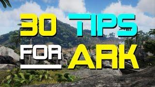 getlinkyoutube.com-30 Tips for ARK | ARK: Survival Evolved Tips