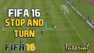 getlinkyoutube.com-Fifa 16 Dribbling Tutorial: Stop and Turn Skill Move (Berba/McGeady Spin)