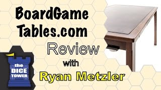 getlinkyoutube.com-Board Game Tables - with Ryan Metzler