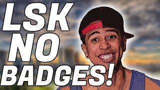 getlinkyoutube.com-NBA 2K17 | LSK NO BADGES CHALLENGE 58 OVERALL ON STAGE!!!