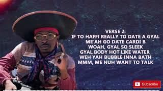 Shatta Wale -Gringo Lyrics Video