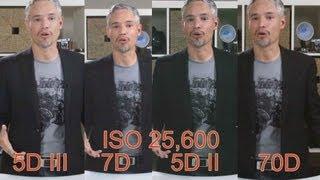 getlinkyoutube.com-Canon 70D Camera Review (vs 7D, 5D Mark III, 5D Mark II): Video Recording, Dual Pixel CMOS AF