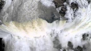 getlinkyoutube.com-Iguazu falls filmed by a drone