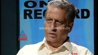 getlinkyoutube.com-Interviewing M V Raghavan: On Record by T N Gopakumar Part 1