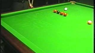 Snooker cueball control