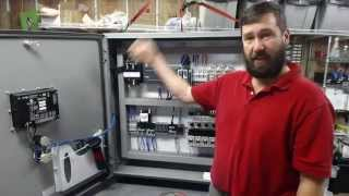 getlinkyoutube.com-Introduction to Electrical Control Panels including PLCs and HMIs