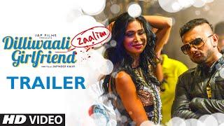 getlinkyoutube.com-Dilliwaali Zaalim Girlfriend Trailer   Jackie Shroff, Divyendu Sharma   Yo Yo Honey Singh   T-Series