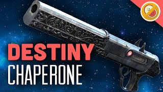 getlinkyoutube.com-DESTINY The Chaperone Fully Upgraded Exotic Shotgun Review (The Taken King Exotic)