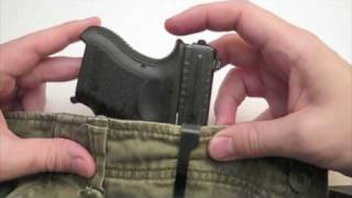 getlinkyoutube.com-Glock 26 carry systems: Clipdraw review by The Late Boy Scout