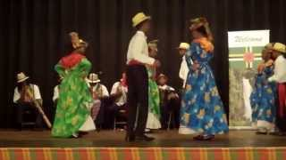Dominica Cultural Awards Gala 2014
