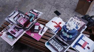 getlinkyoutube.com-Birthday exploding box card