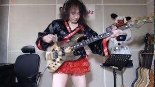 getlinkyoutube.com-X bass cover