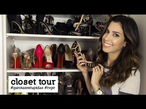 Tour no closet de Camila Coutinho | Garotas Estúpidas