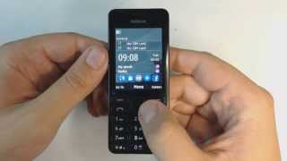 getlinkyoutube.com-Nokia 206 factory reset