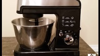 Hamilton Beach Stand Mixer 3.5 Quarts 63326 Unboxing & Review