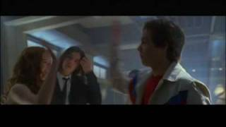 Michael Angarano in skyhigh bloopers - Kissing scenes