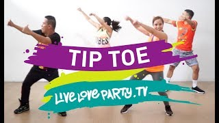 TipToe by Jason Derulo | Live Love Party™ | Zumba® | Dance Fitness