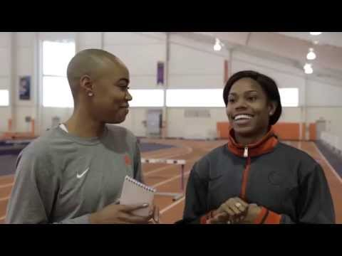 Athletics 101    Hurdles with Samantha Elliott