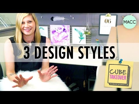 3 Design Styles | Food Network Tour
