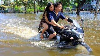getlinkyoutube.com-WATER MOTORBIKE or SUBMARINE MOTORCYCLE?