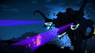 getlinkyoutube.com-Minecraft Story Mode | Episode 1 - (Escape Wither Storm) [Part 12]
