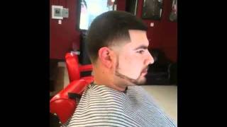 haircut instructions to barber