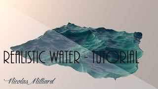 getlinkyoutube.com-[Tutorial] Realistic water with Hot4D