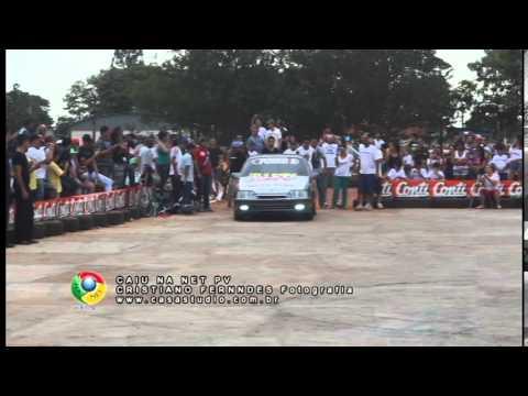 Show de Manobras Carros 01 de Presidente Venceslau