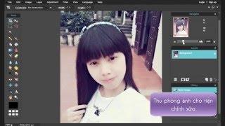 getlinkyoutube.com-Hướng dẫn cách làm mờ hậu cảnh, xóa phông ảnh nền bằng Photoshop Online