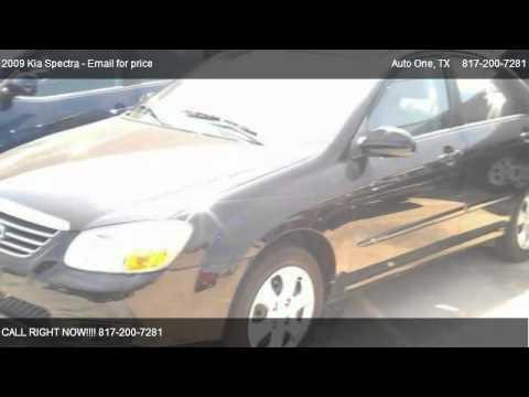 2009 Kia Spectra EX - for sale in Arlington, TX 76011