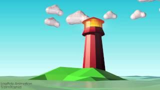 Lighthouse Animation | C4D & AE