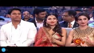 getlinkyoutube.com-Anirudh Performance in SIIMA 2016 360p