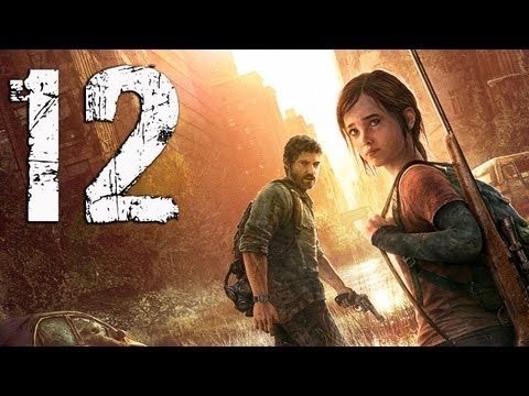 The Last of Us - Gameplay Walkthrough Part 12 - Lincoln Massachusetts