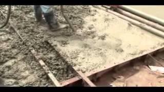 Giới thiệu kỹ thuật đổ bê tông đường tuần tra biên giới - phần 2