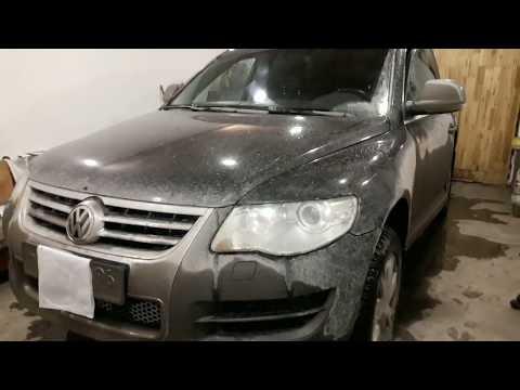 Volkswagen Touareg Габариты, SRS, датчики колодок