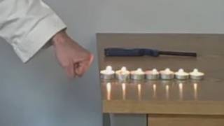 getlinkyoutube.com-Karate Speed Training - Advanced Candle Flame Punch