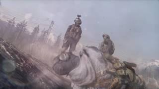 Call of Duty Modern Warfare 2 : Ghost and Roach Death Scene