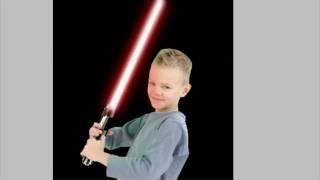 getlinkyoutube.com-How to make / create a lightsaber effect just like Star Wars!