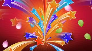 getlinkyoutube.com-Fondo Video Background Full HD Explosion de Estrellas