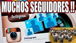 getlinkyoutube.com-Como tener muchisimos seguidores en Instagram AL INSTANTE! | Tutorial | Comprobado | HD
