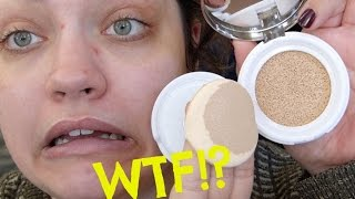 getlinkyoutube.com-L'Oréal LUMI Cushion Foundation: First Impression + Review!